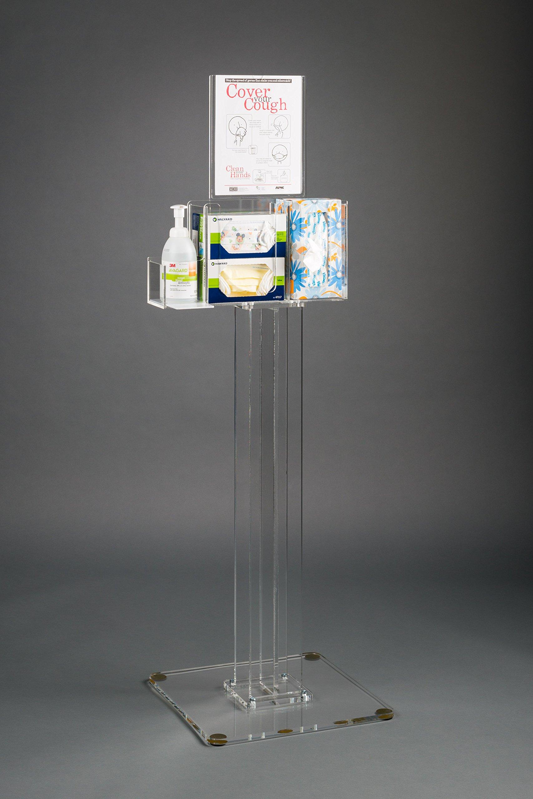 Respiratory Hygiene Station I (with Stand)