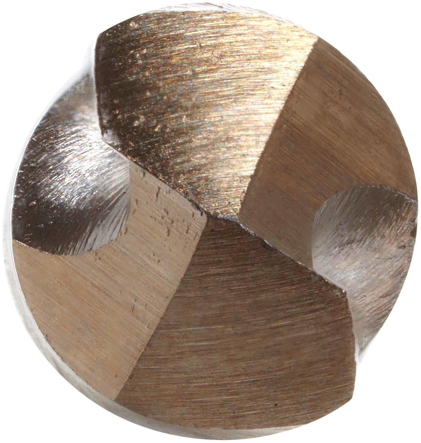 13//64 Pack of 12 Round Shank 135 Degree Point Angle 13//64 Spiral Flute Pack of 12 Bronze Oxide Finish Precision Twist R10CO Cobalt Steel Jobber Drill Bit Precision Dormer 010313