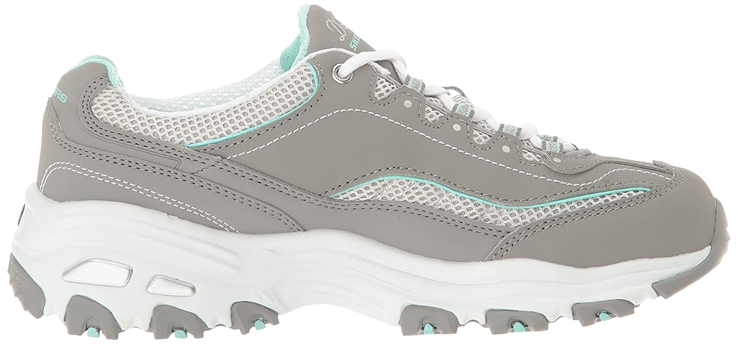 Skechers-D-039-Lites-Women-039-s-Casual-Lightweight-Fashion-Sneakers-Athletic-Shoes thumbnail 106