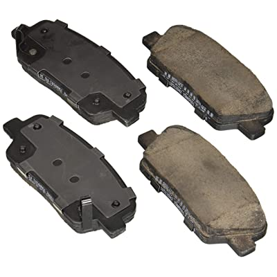 StopTech 105.12842 Brake Pad, Ceramic: Automotive