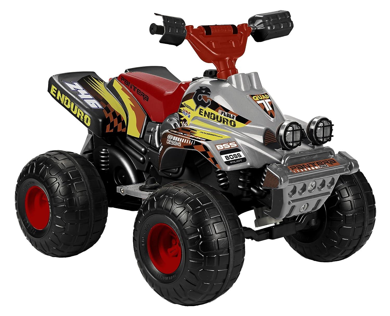 FEBER - Quad Pantera 12V (Famosa) 800006593: Amazon.es: Juguetes y juegos