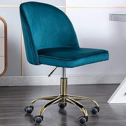 Comfy Armless Home Office Chair