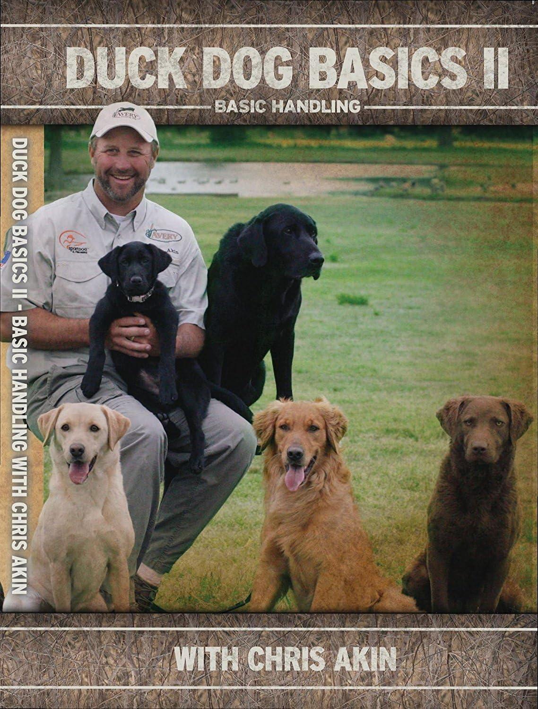 Avery Sporting Dog Duck Dog Basics 2 DVD