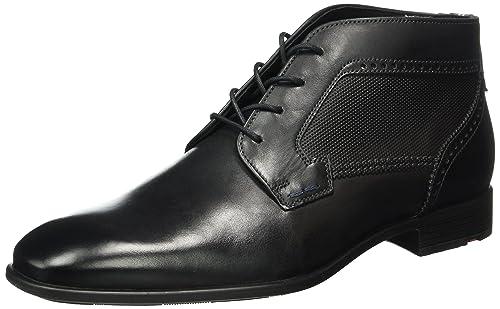 LLOYD Delaware, Botines para Hombre, Negro (Schwarz 0), 40.5 EU: Amazon.es: Zapatos y complementos