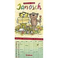 Janosch 2020 Familienplaner