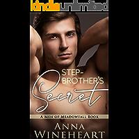 Stepbrother's Secret: An MPREG romance (Men of Meadowfall Book 6)