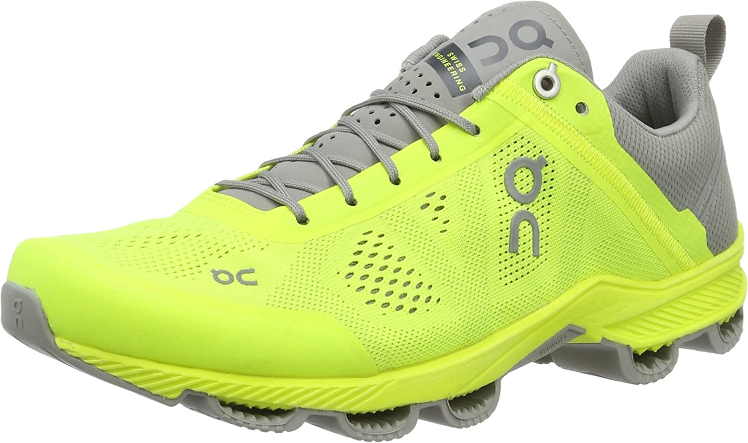 Competition Shoes, Yellow, 13.5 UK