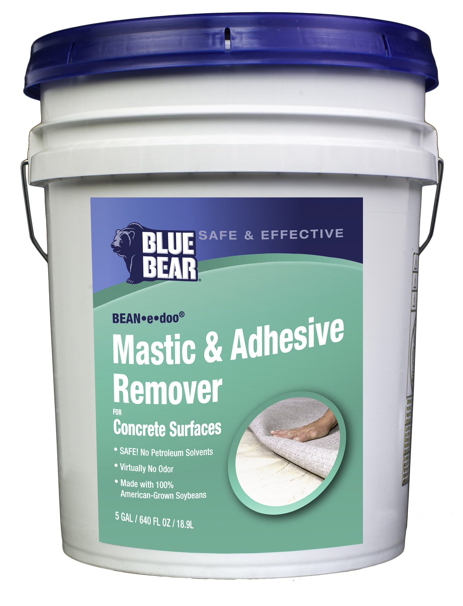 Bean E Doo Mastic Remover By Franmar Chemical 5 Gallon Paint