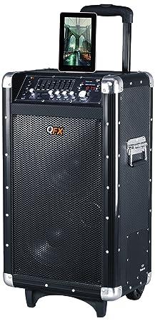 Review QFX PBX-3080BT Portable Battery