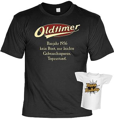 Tolles T Shirt Zum 60 Geburtstag Mini Shirt Geschenk Papa