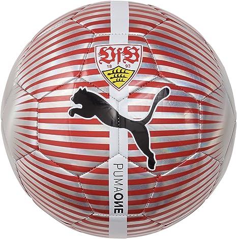PUMA VfB Stuttgart One Chrome Balón de fútbol, Night Sky, 5 ...