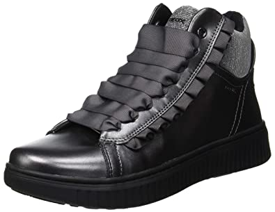 Alto Scarpe J E Discomix Bambina A A Collo Geox it Amazon Sneaker avnwqF