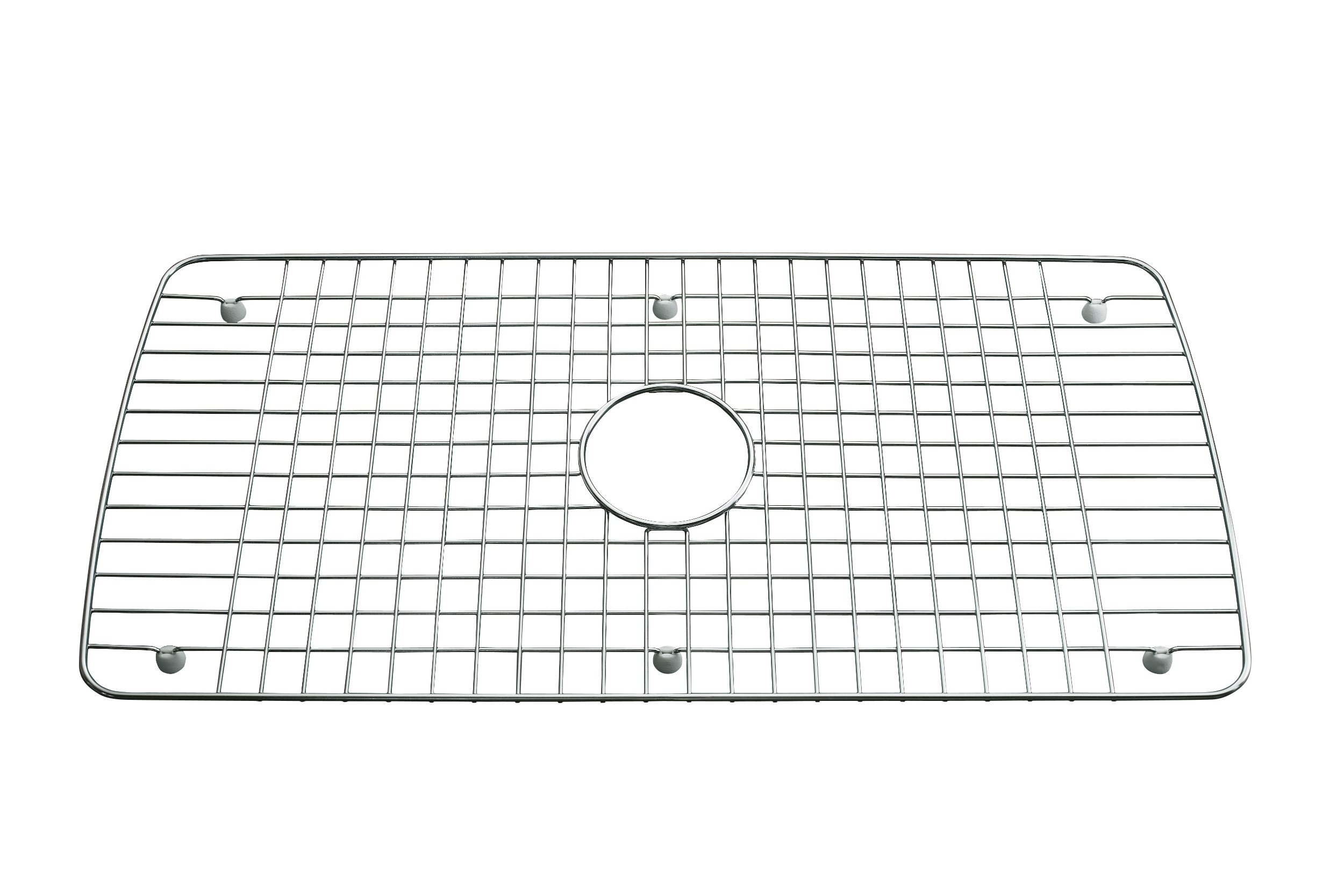 KOHLER K-6063-ST Cape Dory Sink Rack, Stainless Steel by Kohler