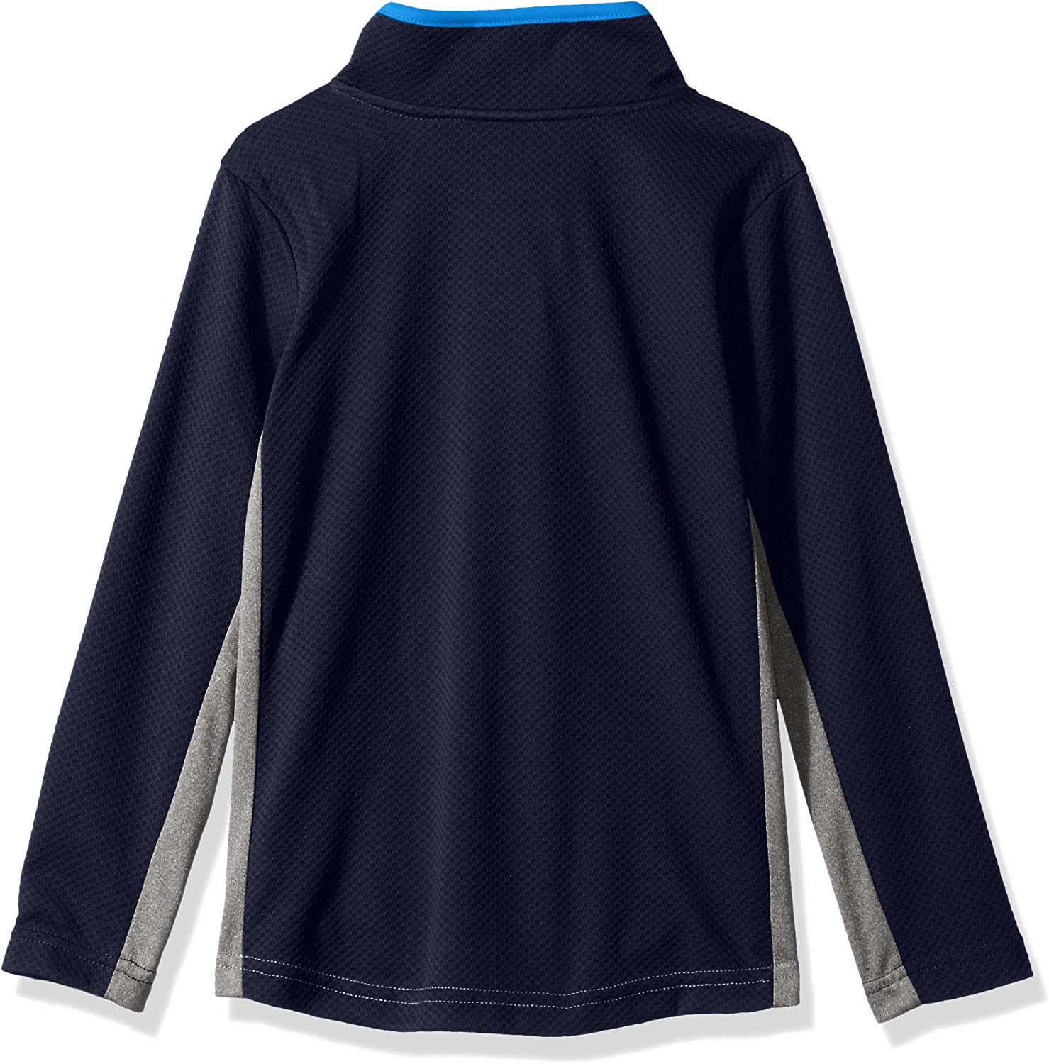 NFL Youth Boys Matrix 1//4 Zip Top-Light Charcoal-L 14-16 Los Angeles Chargers