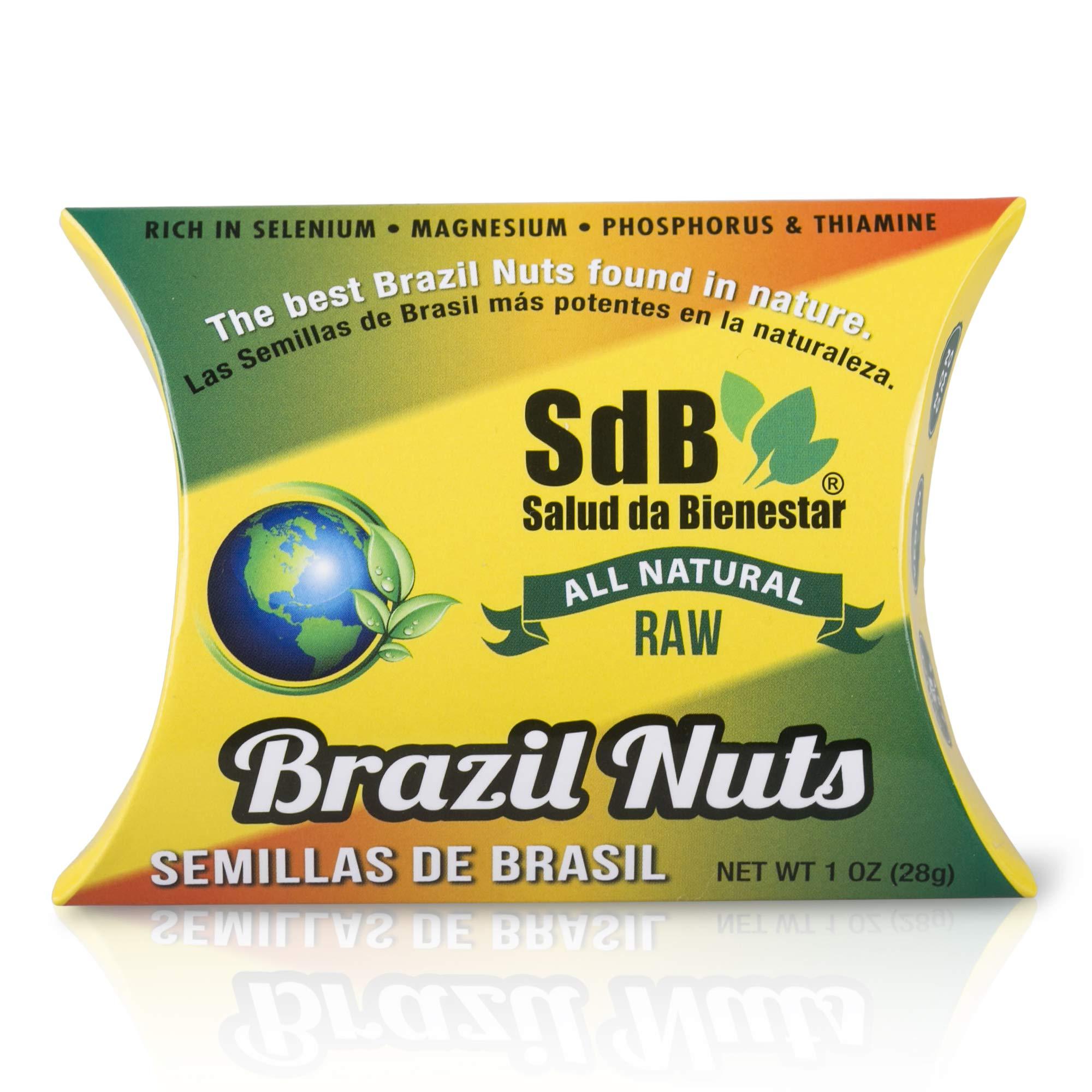 SALUD DA BIENESTAR, Semilla de Brasil, New Professional Packaging! 100% Original,