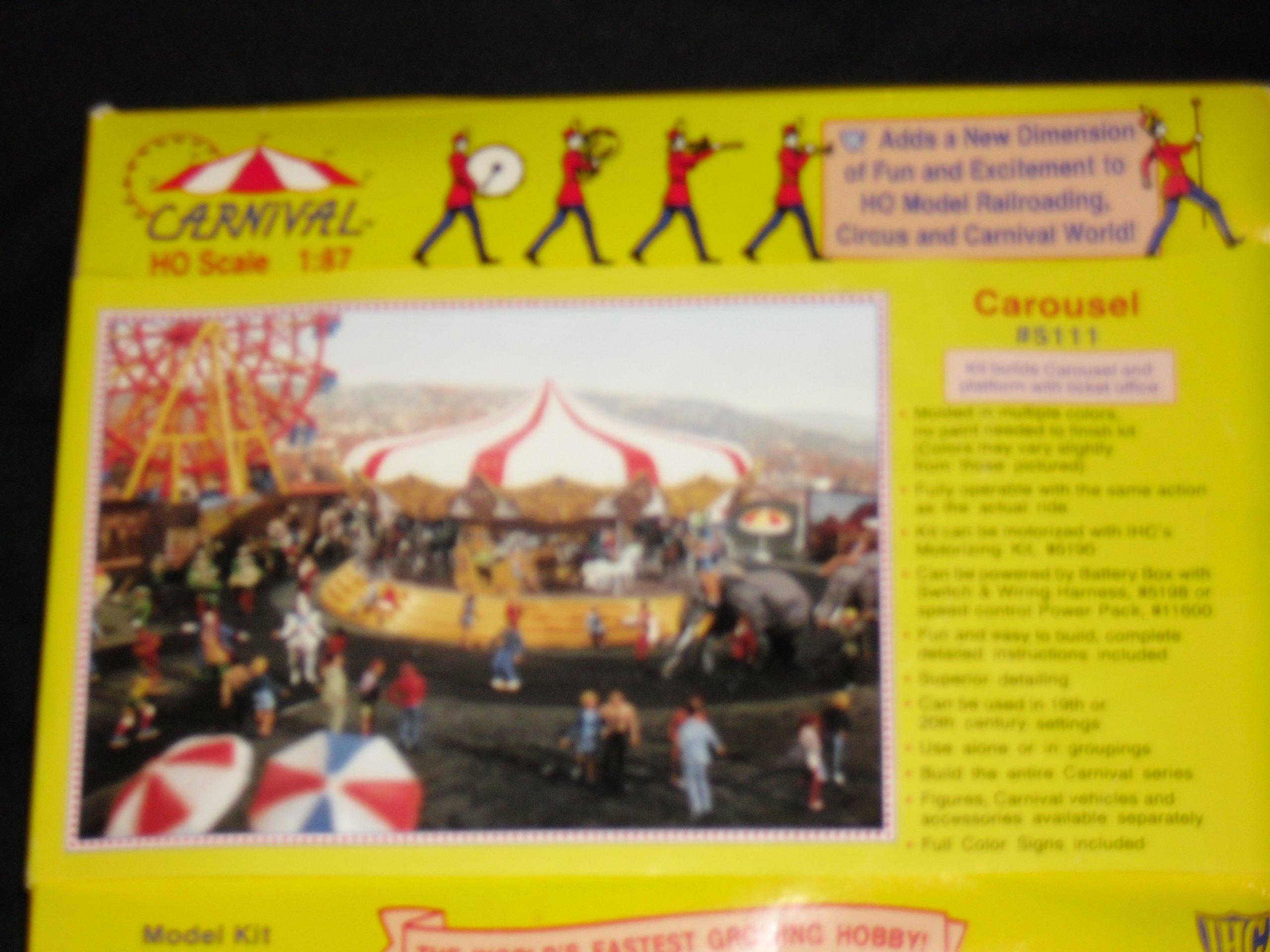 Carnival HO Scale 1:87