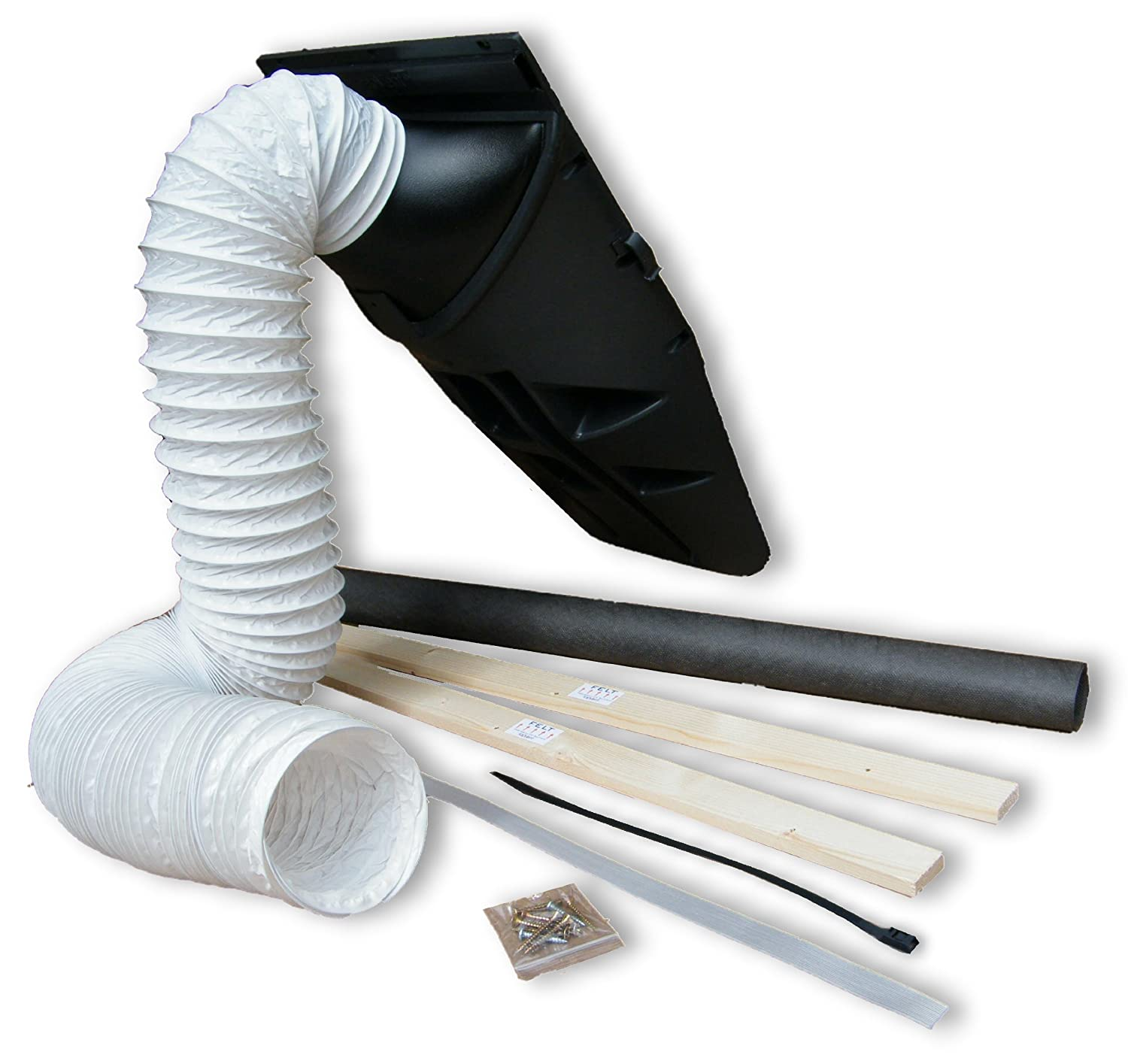 DIY Fit Extractor Fan Roof Vent To Vent From A Bathroom Or Ensuite. No Need  To Get On The Roof Or Remove A Roof Tile With LapVent. Fitted From The Loft.
