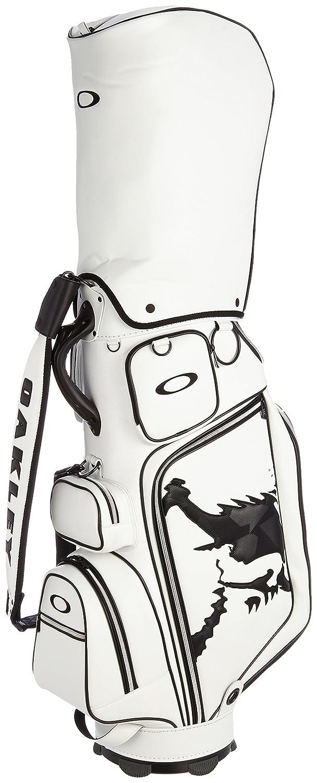 [オークリー] ゴルフバッグ ゴルフバッグ 921078JP-02E B06WWP1YR8ホワイト