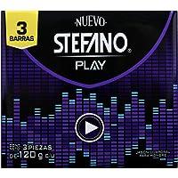 Stefano MX06280A Jabón de Tocador, Multicolor, 120 g