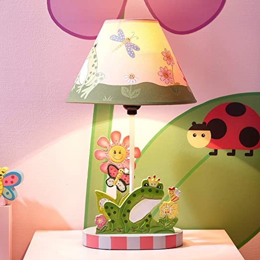 Fantasy Fields by Teamson Magique Jardin Lampe De Table Pour Enfants