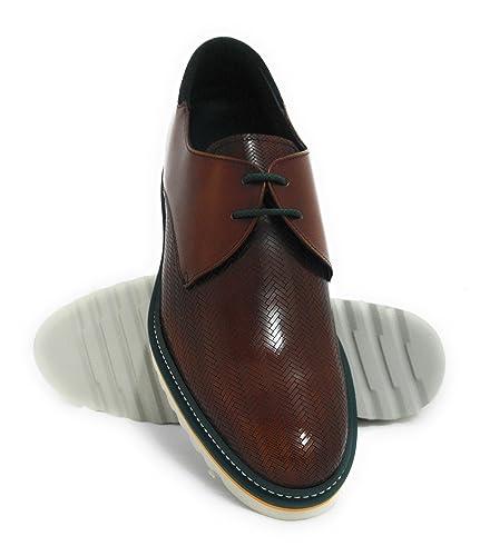 Zerimar Chaussures Réhaussantes pour Homme htJyoezCP