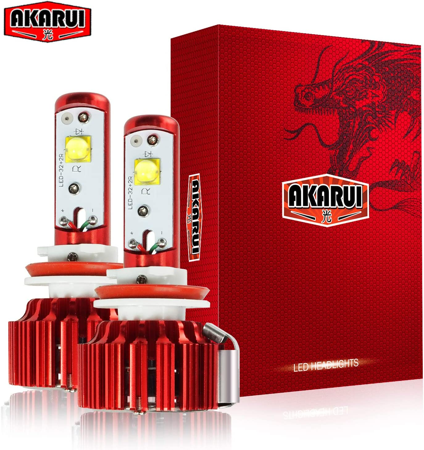 Akarui LED Headlight Bulbs