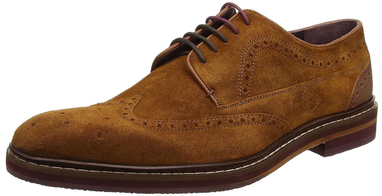 TALLA 40 EU. Ted Baker Gourdns, Zapatos de Cordones Derby para Hombre