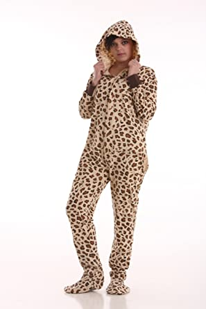 Footed Pajamas For Adults In Stores Breeze Clothing