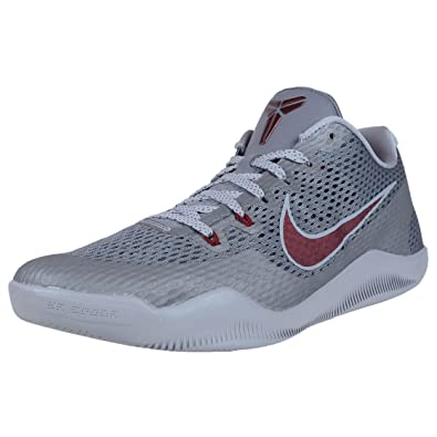 best sneakers a97e8 8c0ba Nike Mens Kobe XI Lower Marion Aces Edition Basketball Shoes (836183-006) (