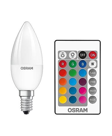 Osram 045736 Bombilla LED E14, Blanco