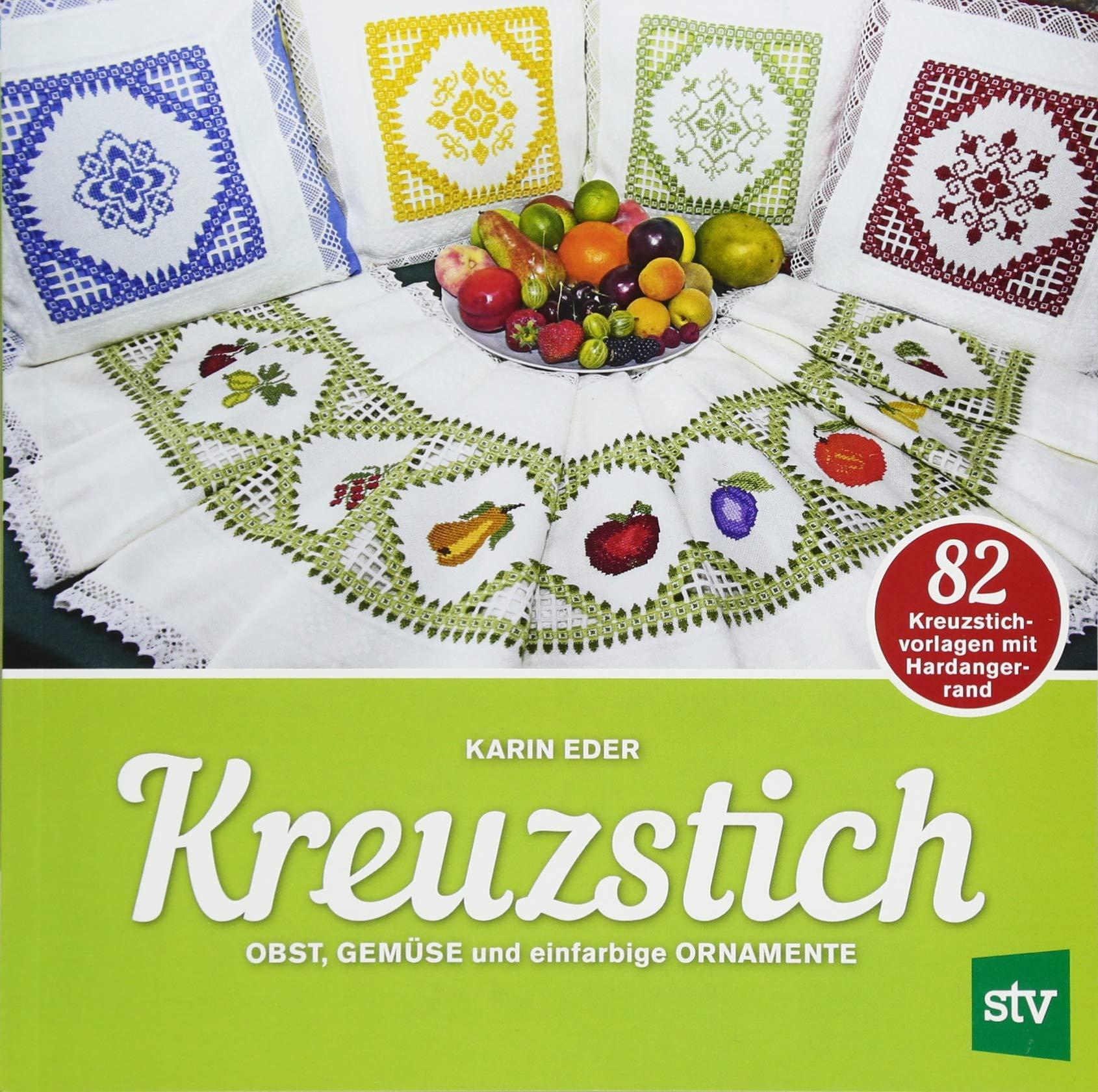 Kreuzstich Vorlagen Heft Buch M Steinacker 1