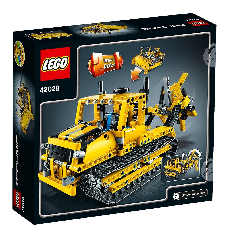 En 42028 1Le BulldozerJeux Modèle 2 Technic Lego RqLj34A5