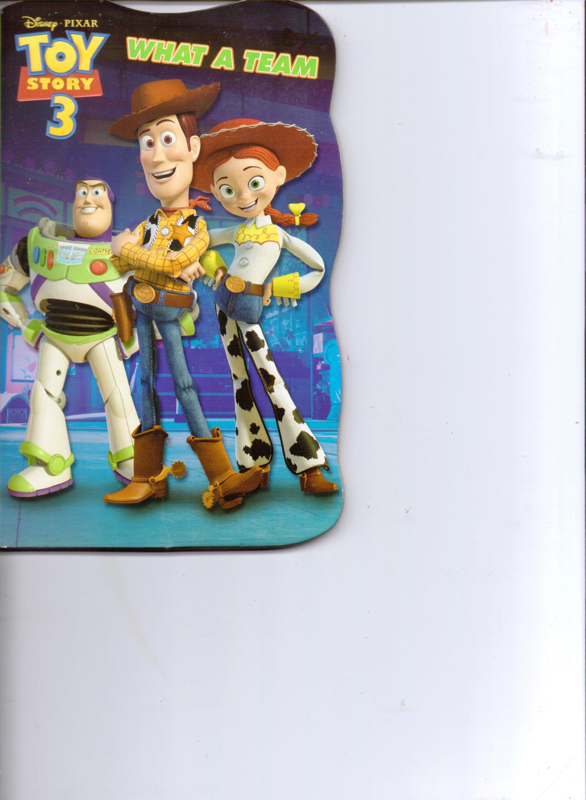 Download Disney*Pixar Toy Story 3 ~ What a Team ebook