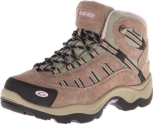 Amazon Com Hi Tec Bandera Botas De Senderismo Impermeables Para Mujer Shoes