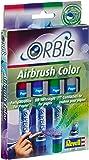 Orbis - Pack de cartuchos de color para aerógrafo [Importado de Alemania]