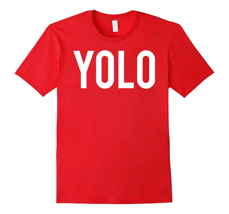 Yolo T Shirt - Cool new hip hop rap funny cheap gift tee-Vaci