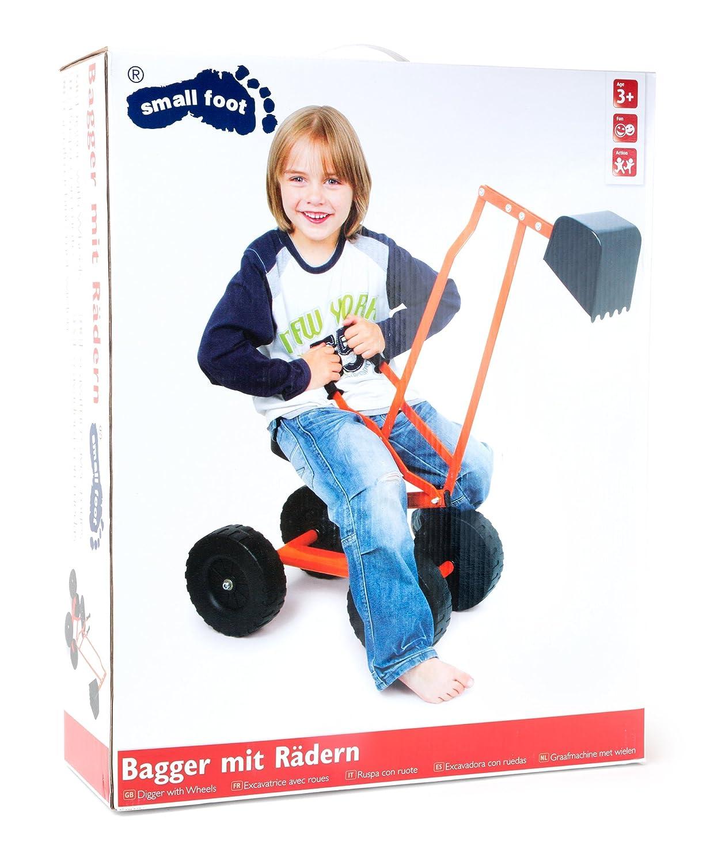 Amazon.com: Legler Digger with Wheels Childrens Playground ...