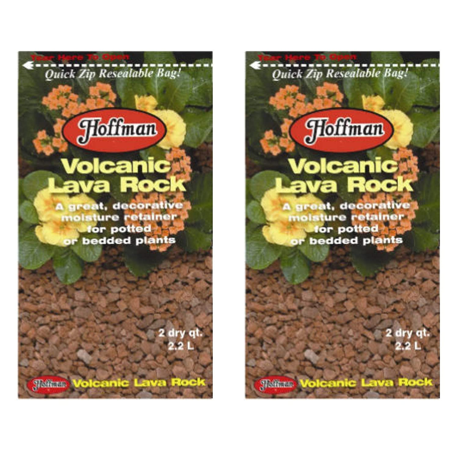 Hoffman Click Image to Open expanded View 14452 Volcanic Lava Rock, 2 Quarts (2)