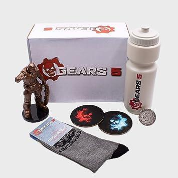 Culturefly Gears 5 - Caja de Regalo para coleccionista, Producto ...