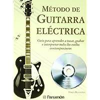 Método de guitarra eléctrica (1 tomo + 1