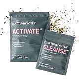 Flat Tummy Tea, 2-Step Detox Tea, 2-Week Program