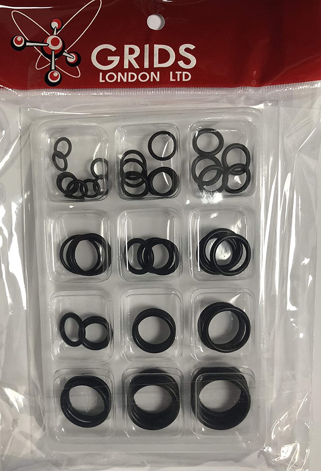MINI O RING ASSORTED RUBBER TAP SINK WASHERS SEALS PLUMBING IN CASE CAR VEHICLE