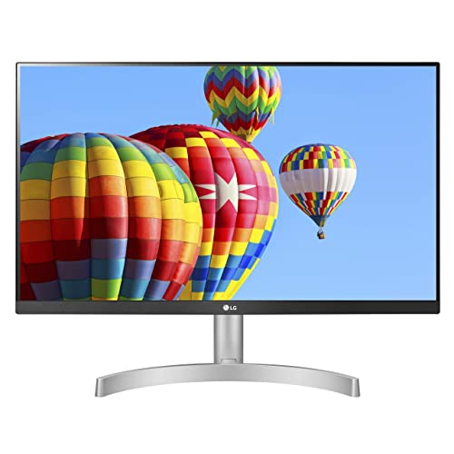 LG 24ML600S Monitor 24 Full HD IPS 1920 x 1080 1ms MBR Radeon FreeSync 75Hz 2 x HDMI 1 x VGA Altavoz Integrado