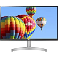 "LG 24ML600S Monitor 24"" Full HD IPS, 1920 x 1080, 1ms MBR, Radeon FreeSync 75Hz, 2 x HDMI, 1 x VGA, Speaker Integrati"