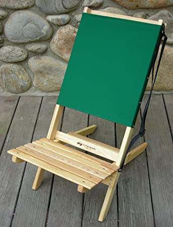 Blue Ridge Folding Chair In Forest