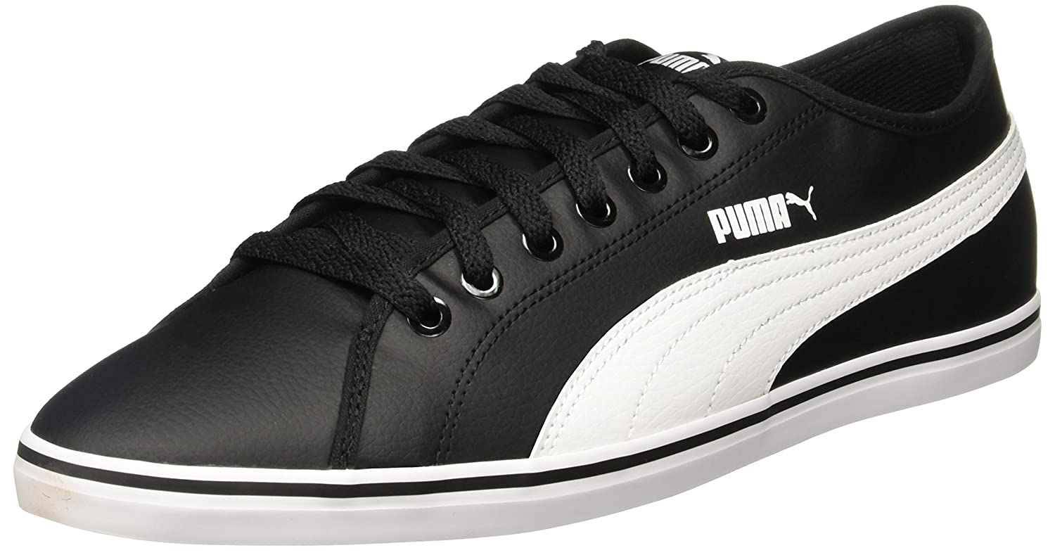 Puma Basses Elsu V2 SL, Baskets 5725 Basses B01N2IC53B Mixte Adulte Noir (Black-white) 9e550f0 - shopssong.space