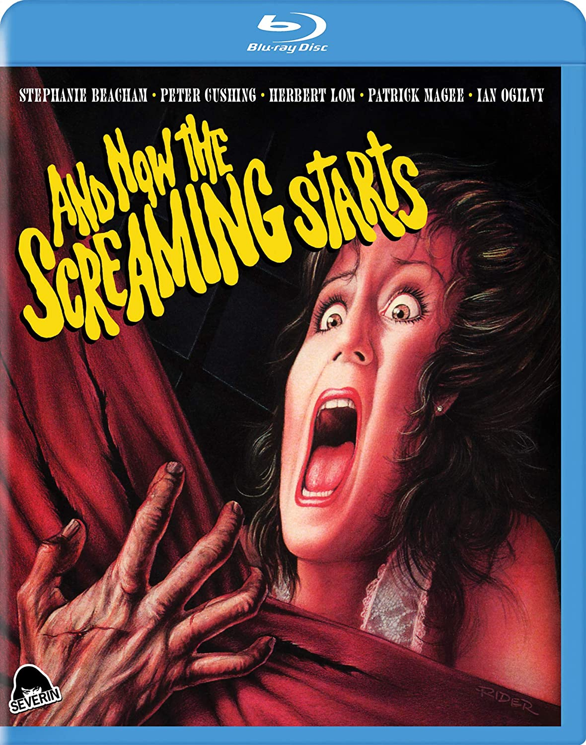 And Now The Screaming Starts [Blu-ray]
