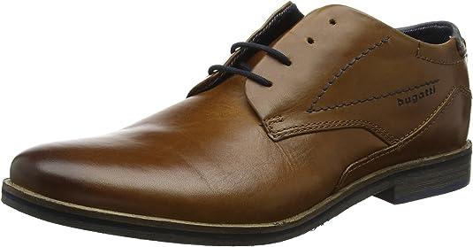 bugatti 312173041000, Zapatos de Cordones Derby para Hombre
