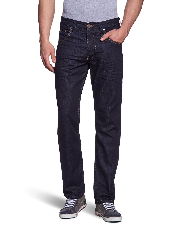 FREEMAN T.PORTER Herren Jeans Normaler Bund 00025380_5011 / Lorenzo Denim F0133-32 fresco L32
