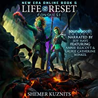 Life Reset: Conquest: Life Reset - Neo, Book 5